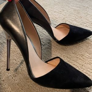 L.A.M.B Stiletto D'Orsay Pumps